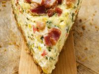 Bacon Tart recipe