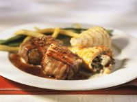 Bacon Wrapped Fillets recipe