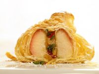Baked Apples in Puff Pastry recipe
