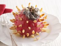 Baked Apples with Poppy Seeds and Almonds recipe