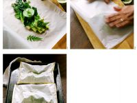 Baked Asparagus in Parchment Paper recipe