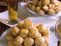 Baked Cheese Balls recipe