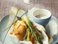 Baked Chicken Breast with Vegetables recipe
