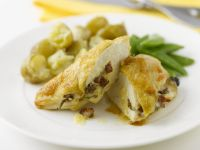 Baked Chicken with Cheese recipe