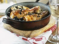Baked Chicken with Oilves recipe