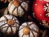 Baked Chocolate Hazelnut Balls recipe