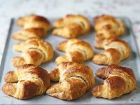 Baked Crescent Pastries recipe
