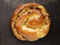 Baked Dried Fruit Swirls recipe