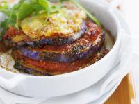 Baked Eggplant Parm recipe