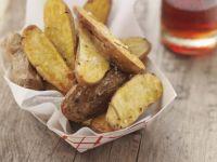 Baked Finger Potatoes recipe