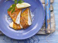 Baked Flounder recipe