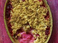 Baked Fruit Crisp recipe