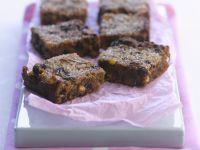Baked Fruit Squares recipe
