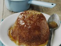 Baked Ginger Syrup Pudding recipe