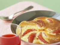 Baked Grapefruit Custard recipe