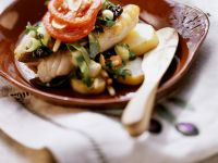 Baked Grouper with Vegetables
