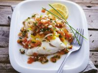 Baked Healthy White Fish recipe