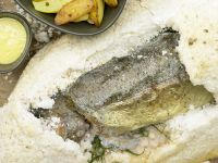 Baked Lake Trout recipe