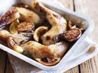 Baked Lemon and Thyme Chicken recipe