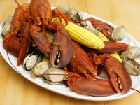Baked Lobster recipe