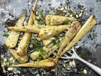 Baked Parsnips recipe