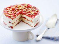 Baked Pepper Savoury Cheesecake recipe
