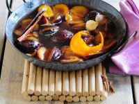 Baked Plums recipe