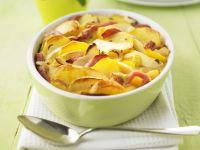 Baked Pork and Potato Dish recipe