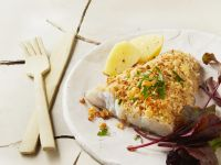 Baked Sea Bass Fillets recipe