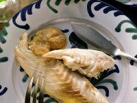 Baked Sea Bream in a Salt Crust recipe