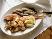 Baked Seafood recipe