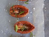 Baked Tomatoes with Herbs recipe