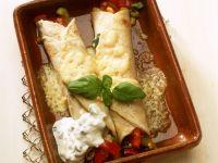 Baked Veggie Enchiladas recipe