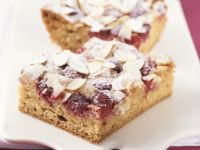 Bakewell Squares recipe