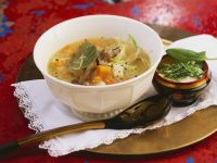 Baltic Cabbage Broth recipe