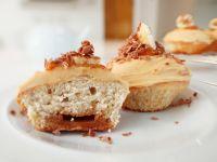 Banana and Caramel Cupcakes recipe