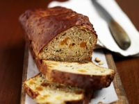 Banana and Courgette Loaf recipe