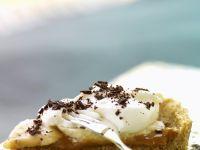 Banana Caramel Tart recipe