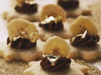 Banana Chocolate Cream Treats recipe