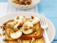 Banana-nut Fried Bread