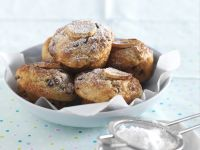 Banana-Nut Muffins with Chocolate Chips recipe