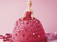 Barbie Dome Cake recipe