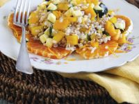 Barley and Citrus Salad recipe