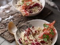 Barley Risotto with Bacon recipe