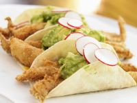 Battered Fish Wraps recipe