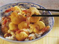 Battered Shrimp recipe