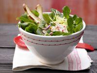 Bavarian-Style Field Salad