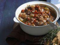 Bay Leaf and Steak Stew recipe
