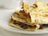 Bean and Bacon Tortilas recipe