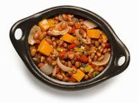 Bean and Pumpkin Stew recipe